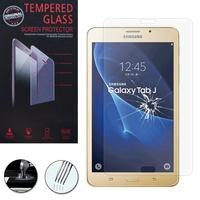 Samsung Galaxy Tab J: 1 Film de protection d'écran Verre Trempé