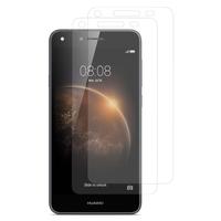 Huawei Y6 Elite 4G (non compatible Huawei Y6/ Y6 Pro): Lot / Pack de 2x Films de protection d'écran clear transparent