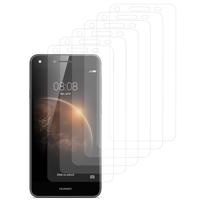 Huawei Y6 Elite 4G (non compatible Huawei Y6/ Y6 Pro): Lot / Pack de 6x Films de protection d'écran clear transparent