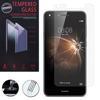 Huawei Y6 Elite 4G (non compatible Huawei Y6/ Y6 Pro): 1 Film de protection d'écran Verre Trempé