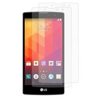 LG Magna H502F H500F: Lot / Pack de 2x Films de protection d'écran clear transparent
