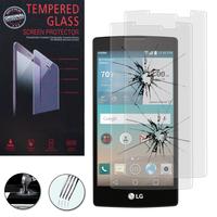 LG Escape 2 H443/ H445: Lot / Pack de 2 Films de protection d'écran Verre Trempé