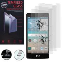 LG Escape 2 H443/ H445: Lot / Pack de 3 Films de protection d'écran Verre Trempé