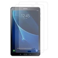 "Samsung Galaxy Tab A6 10.1"" SM-T580NZWAXEF/ T580NZKAXEF/ T585NZWAXEF: Lot / Pack de 2x Films de protection d'écran clear transparent"