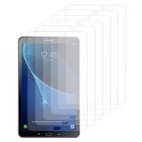 "Samsung Galaxy Tab A6 10.1"" SM-T580NZWAXEF/ T580NZKAXEF/ T585NZWAXEF: Lot / Pack de 6x Films de protection d'écran clear transparent"