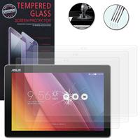 """Asus ZenPad 10 Z300C 10.1"""": Lot / Pack de 3 Films de protection d'écran Verre Trempé"""