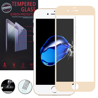 """Apple iPhone 7 4.7"""" (non compatible iPhone 7 Plus 5.5''): 1 Film de protection d'écran Verre Trempé"""