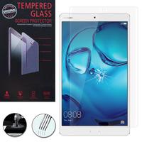 """Huawei Tablette Tactile MediaPad M3 8.4"""": 1 Film de protection d'écran Verre Trempé"""