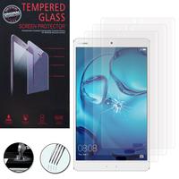 """Huawei Tablette Tactile MediaPad M3 8.4"""": Lot / Pack de 3 Films de protection d'écran Verre Trempé"""