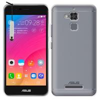"""Asus Zenfone Pegasus 3 5.2"""" (non compatible Zenfone Pegasus 3S): Accessoire Housse Etui Coque gel UltraSlim et Ajustement parfait + mini Stylet - TRANSPARENT"""