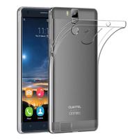 """OUKITEL K6000 Pro 4G 5.5"""" (non compatible OUKITEL K6000): Accessoire Housse Etui Coque gel UltraSlim et Ajustement parfait - TRANSPARENT"""