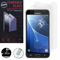 Samsung Galaxy Express Prime 4G LTE J320A/ Galaxy Sol 4G: Lot / Pack de 2 Films de protection d'écran Verre Trempé