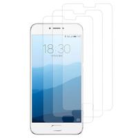"""Meizu Pro 6S 5.2"""": Lot / Pack de 3x Films de protection d'écran clear transparent"""