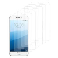 """Meizu Pro 6S 5.2"""": Lot / Pack de 6x Films de protection d'écran clear transparent"""