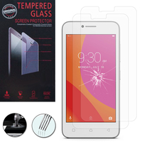 "Lenovo B 4.5""/ Lenovo Vibe B: Lot / Pack de 2 Films de protection d'écran Verre Trempé"