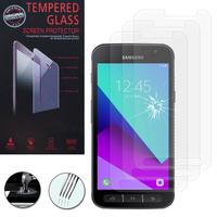 Samsung Galaxy Xcover 4: Lot / Pack de 3 Films de protection d'écran Verre Trempé