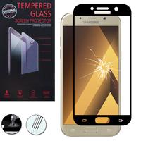 "Samsung Galaxy A5 (2017) 5.2"" A520F/ A5 (2017) Duos (non compatible Version 2014/ 2015/ 2016): 1 Film de protection d'écran Verre Trempé"