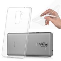 """Huawei Honor 6X 5.5""""/ 6X Pro/ GR5 2017/ Mate 9 Lite: Accessoire Housse Etui Coque gel UltraSlim et Ajustement parfait - TRANSPARENT"""