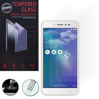 """Asus Zenfone Live ZB501KL 5.0""""/ Zenfone 3 Go (non compatible Zenfone Go ZB500KL): Lot / Pack de 3 Films de protection d'écran Verre Trempé"""