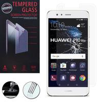 """Huawei P10 Lite 5.2"""" (non compatible Huawei P10/ P10 Plus): 1 Film de protection d'écran Verre Trempé"""
