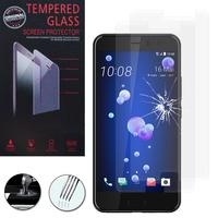"""HTC U11 4G 5.5""""/ U11 Dual SIM: Lot / Pack de 2 Films de protection d'écran Verre Trempé"""