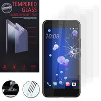 """HTC U11 4G 5.5""""/ U11 Dual SIM: Lot / Pack de 3 Films de protection d'écran Verre Trempé"""