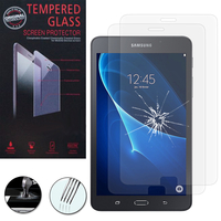 Samsung Galaxy Tab A 7.0 (2016) T280 T285: Lot / Pack de 2 Films de protection d'écran Verre Trempé