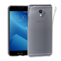 "Meizu M5 Note 5.5"": Accessoire Housse Etui Coque gel UltraSlim et Ajustement parfait - TRANSPARENT"