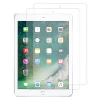 Apple iPad 9.7 2017: Lot / Pack de 2x Films de protection d'écran clear transparent