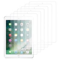 Apple iPad 9.7 2017: Lot / Pack de 6x Films de protection d'écran clear transparent