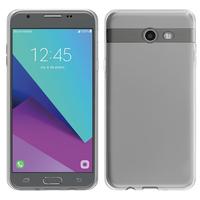 Samsung Galaxy J7 V J727V/ J7 Perx J727P/ J7 Sky Pro: Accessoire Housse Etui Coque gel UltraSlim et Ajustement parfait - TRANSPARENT