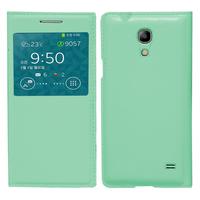Samsung SM-G3518 Galaxy Core TD-LTE (non compatible SM-386F): Accessoire Coque Etui Housse Pochette Plastique View Case - VERT