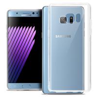 Samsung Galaxy Note FE/ Note Fan Edition N935S/ N935K/ N935L: Accessoire Housse Etui Coque gel UltraSlim et Ajustement parfait - TRANSPARENT