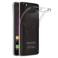 "OUKITEL C5/ C5 Pro 4G 5.0"": Accessoire Housse Etui Coque gel UltraSlim et Ajustement parfait - TRANSPARENT"
