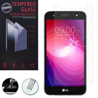"""LG X Power2 5.5""""/ LG K10 Power/ LG X Charge/ M320G/ X500: 1 Film de protection d'écran Verre Trempé"""