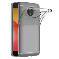 """Motorola Moto E4 Plus 5.5"""" XT1770/ XT1773/ Motorola Moto E Plus (4th Gen): Accessoire Housse Etui Coque gel UltraSlim et Ajustement parfait - TRANSPARENT"""