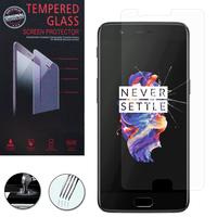 """OnePlus 5 A5000 5.5"""": 1 Film de protection d'écran Verre Trempé"""