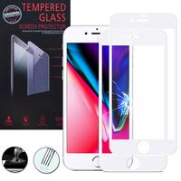 """Apple iPhone 8 Plus 5.5"""": Lot / Pack de 2 Films de protection d'écran Verre Trempé"""