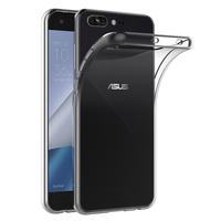 """Asus Zenfone 4 Pro ZS551KL 5.5"""": Accessoire Housse Etui Coque gel UltraSlim et Ajustement parfait - TRANSPARENT"""