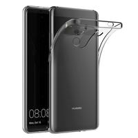 """Huawei Mate 10 Porsche Design 6.0"""" (non compatible Mate 10 5.9""""): Accessoire Housse Etui Coque gel UltraSlim et Ajustement parfait - TRANSPARENT"""