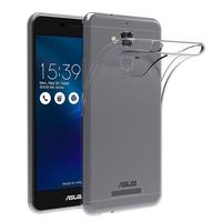 """Asus Zenfone 3 Max ZC520TL 5.2"""": Accessoire Housse Etui Coque gel UltraSlim et Ajustement parfait - TRANSPARENT"""