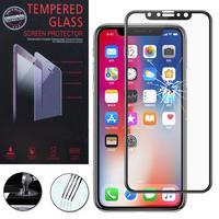 """Apple Iphone X 5.8""""/ iPhone 10/ iPhone Ten: 1 Film de protection d'écran Verre Trempé"""