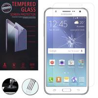 Samsung Galaxy J5 SM-J500F/ J500FN (non compatible Galaxy J5 (2016)): 1 Film de protection d'écran Verre Trempé