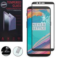 """OnePlus 5T A5010 6.01"""" (non compatible OnePlus 5 A5000 5.5""""): 1 Film de protection d'écran Verre Trempé"""