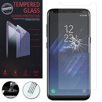 """Samsung Galaxy S8+/ Galaxy S8 Plus 6.2"""" (non compatible Galaxy S8 5.8""""): 1 Film de protection d'écran Verre Trempé"""
