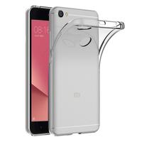 """Xiaomi Redmi Note 5A 5.5"""": Accessoire Housse Etui Coque gel UltraSlim et Ajustement parfait - TRANSPARENT"""