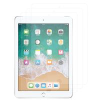 Apple iPad 9.7 (2018): Lot / Pack de 3x Films de protection d'écran clear transparent