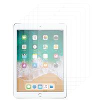 Apple iPad 9.7 (2018): Lot / Pack de 5x Films de protection d'écran clear transparent