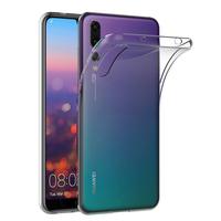 """Huawei P20 Pro 6.1"""" (non compatible Huawei P20/ P20 Lite): Accessoire Housse Etui Coque gel UltraSlim et Ajustement parfait - TRANSPARENT"""