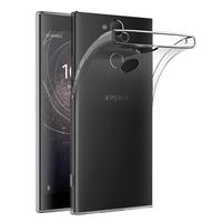 """Sony Xperia XA2/ XA2 Dual 5.2"""" H3113 H3123 H3133 H4113 H4133: Accessoire Housse Etui Coque gel UltraSlim et Ajustement parfait - TRANSPARENT"""